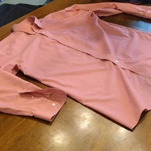 Gold label roundtree & yorke fitted non iron 16.5